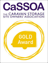 Cassoa Gold Award for security